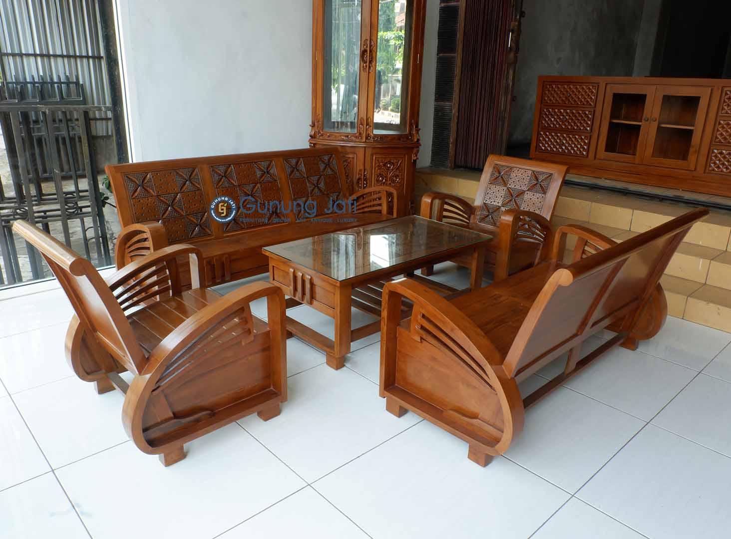 Modern Antique Minimalized - Modern Antique Minimalized - Gunung Jati Furniture